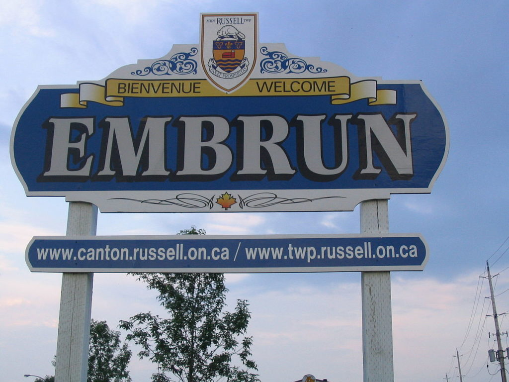 embrun indoor air quality testing